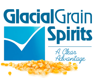 Glacial Grains Spirits Logo